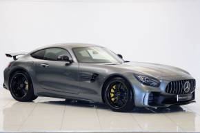 Mercedes-Benz AMG GT 4.0 GT R Premium 2dr Auto Coupe Petrol Selenite Grey at Monument Garage Brigg